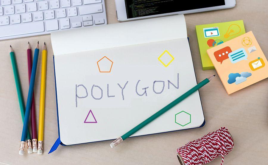 ポリゴンコマンドを使って正多角形を作成【AutoCAD】