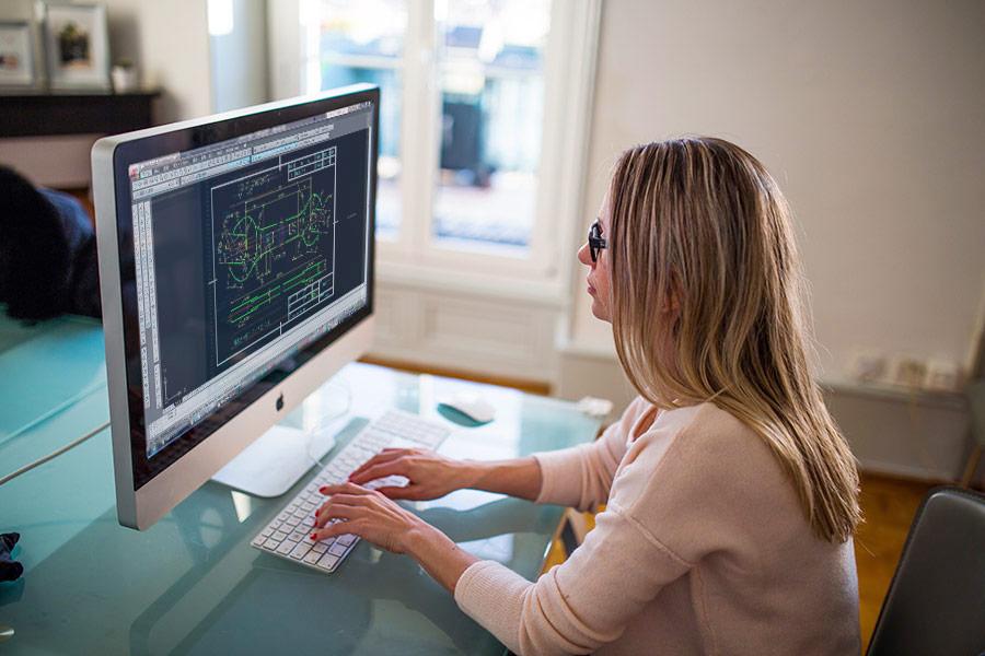 CAD初心者必読!目指せる仕事や資格は?無償CADや学び方など